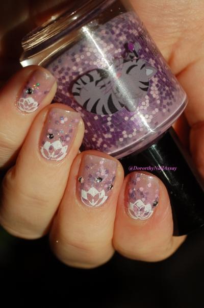 5 Nails Challenge pour Novembre