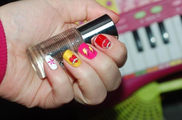Saint Valentin pop avec Kit Manucure