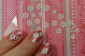 JUNE 2013 Enchanted Polish + les jolis flocons de @kitmanucure
