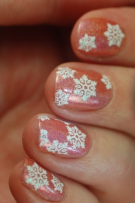 snowflakes enchanted
