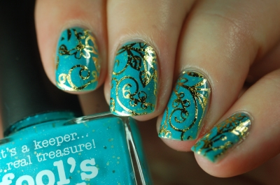 fools gold picture polish