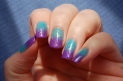 gradient nails blue -purple (3)