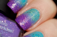 macro gradient picture polish