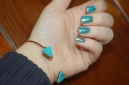 new is fun braclet nailart