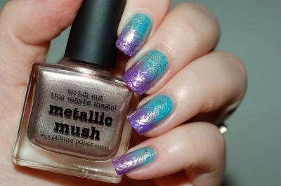 stamping Metalic mush (2)