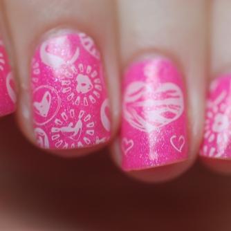 love love me do nails