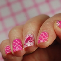 love wallpaper nailart