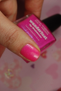 Swatch Picture Polish Wanderlust