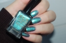 fun lacquer bachelor button swatch