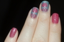 london new york picture polish nailart