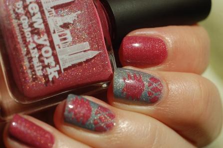 london new york picture polish nails (2)