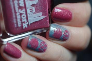 london new york picture polish nails